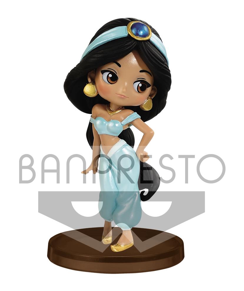 Banpresto Disney Characters Q Posket Petit Girls Festival Jasmine