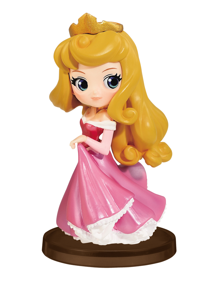 Banpresto Disney Characters Q Posket Petit Girls Festival Princess Aurora