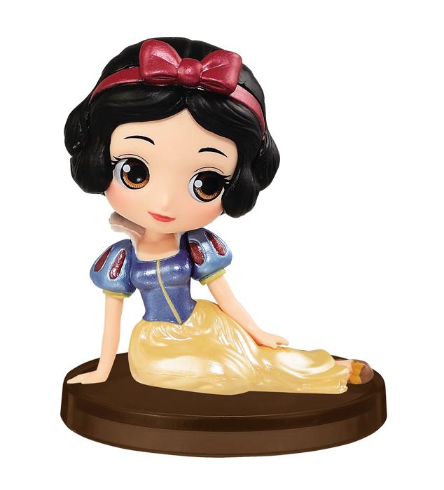 Banpresto Disney Characters Q Posket Petit Girls Festival Snow White