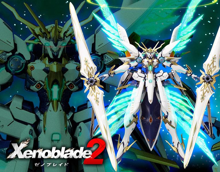 PRE-ORDER Xenoblade Chronicles 2 - Siren Plastic Model