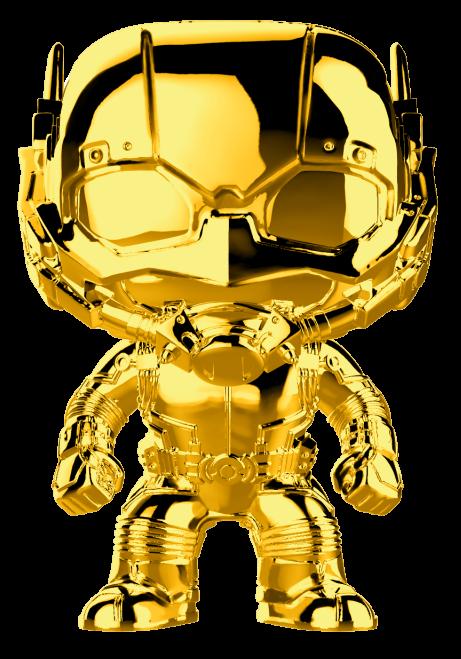 Funko POP Marvel: MS 10 - Ant-man (Chrome)