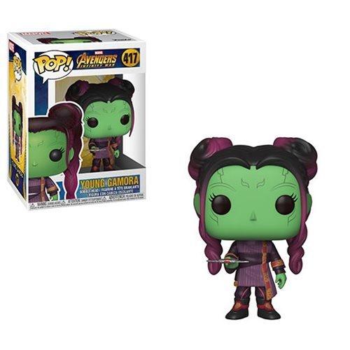 Funko Avengers: Infinity War Young Gamora with Dagger Pop! Vinyl Figure