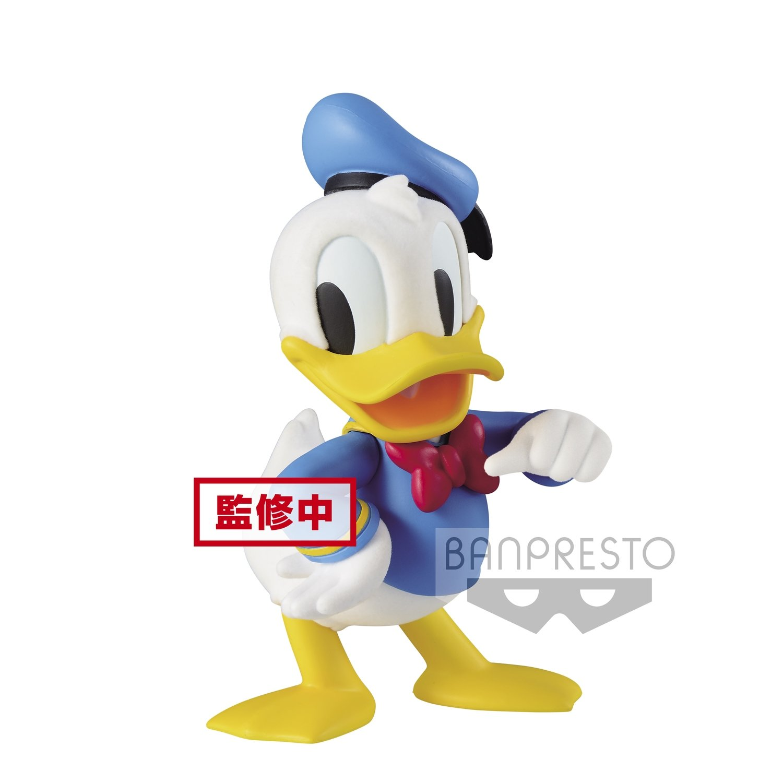 Banpresto Disney Characters Fluffypuffy Donald