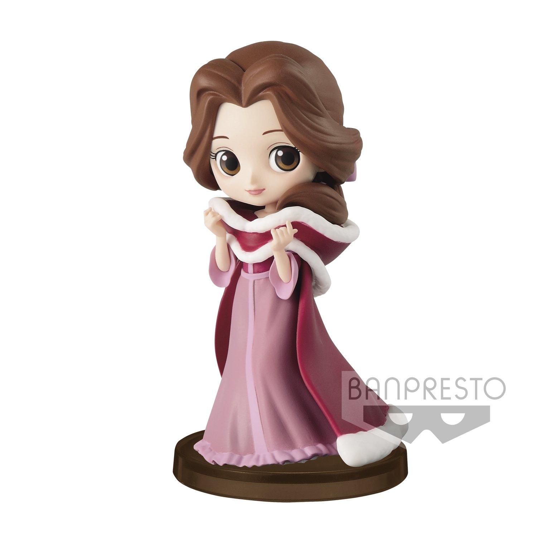 Banpresto Disney Characters Q Posket Petit Winter Costume Belle