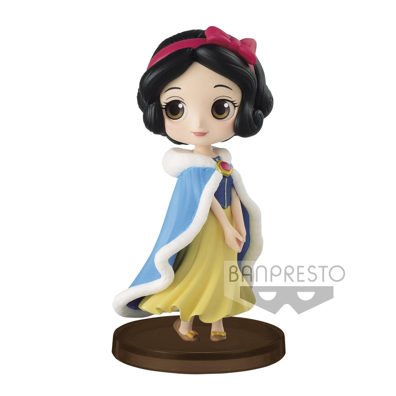 Banpresto Disney Characters Q Posket Petit Winter Costume Snow White