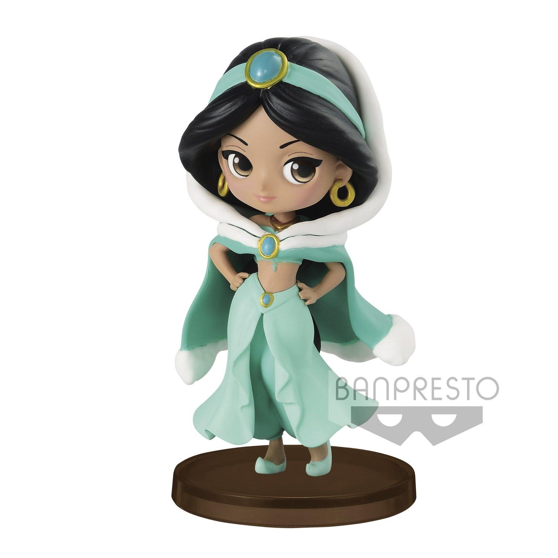 Banpresto Disney Characters Q Posket Petit Winter Costume Jasmine