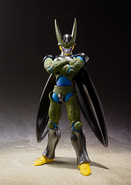 Bandai S.H.Figuarts Perfect Cell Event-Exclusive Color Edition