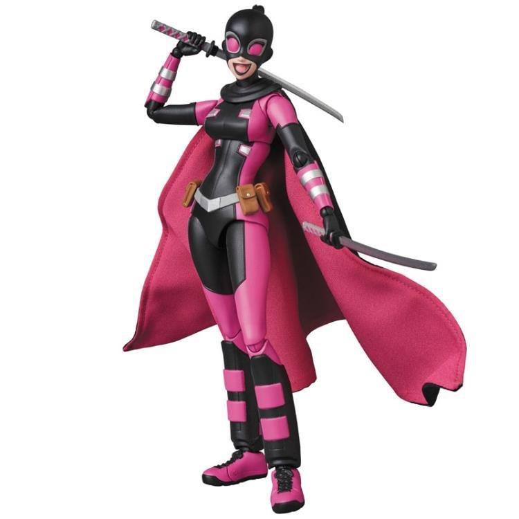 PRE-ORDER Medicom Marvel MAFEX No.083 Evil Gwenpool