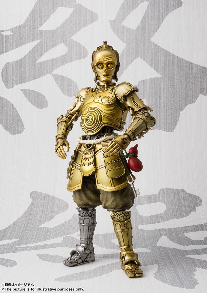 PRE-ORDER Bandai Meisho Movie Realization Translation Machine C-3PO (Star Wars) Action Figure
