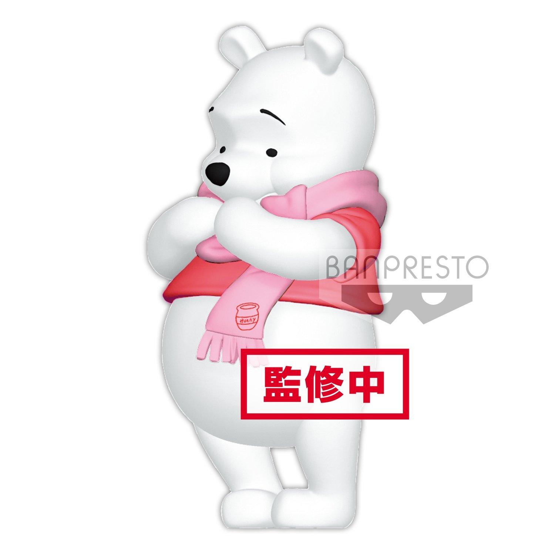 Banpresto Disney Characters Supreme Collection Winnie the Pooh White Ver.