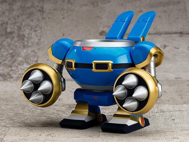 Good Smile Nendoroid More: Rabbit Ride Armor
