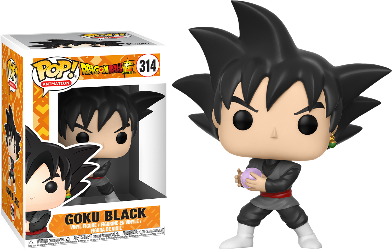 Funko Dragon Ball Super - Goku Black Pop! Vinyl Figure