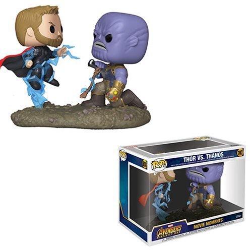 Funko Avengers: Infinity War Thor Vs. Thanos Pop! Vinyl Figure Movie Moments