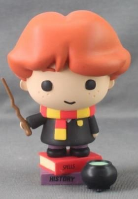 Enesco Harry Potter Charms Collection SERIES 2: Ron Weasley (3.75 inches Polyresin Figures)