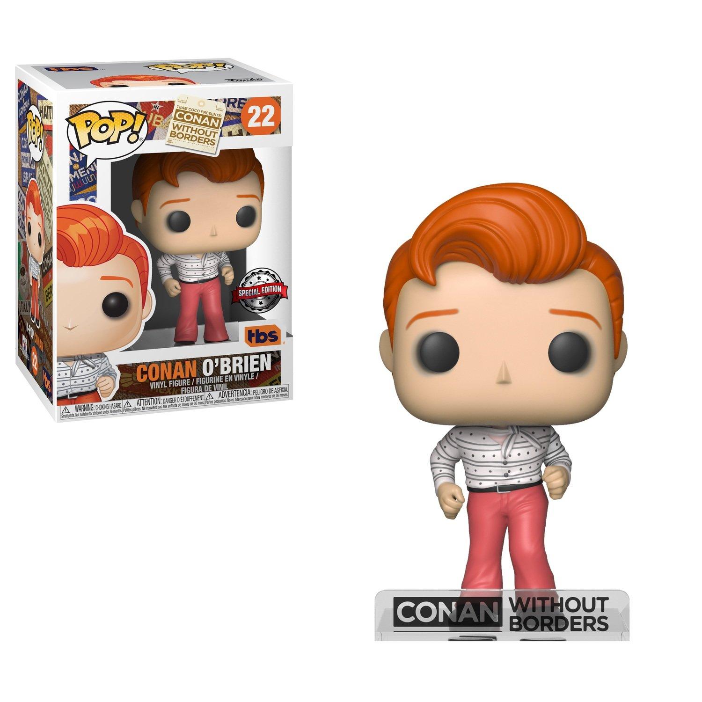 Funko Conan O'Brien - K-Pop Conan O'Brien Exclusive Pop! Vinyl