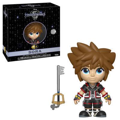 Funko Kingdom Hearts 3 Sora 5 Star Vinyl Figure