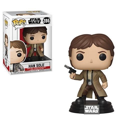 Funko Star Wars Endor Han Solo Pop! Vinyl Figure