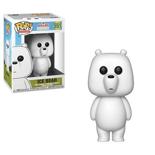 Funko We Bare Bears Ice Bear Pop! Vinyl Figure