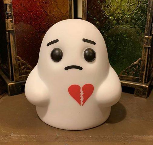 Tiny Ghost Heartbroken Edition