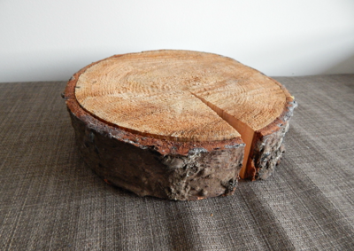 Rodaja de Madera (20-23cm)