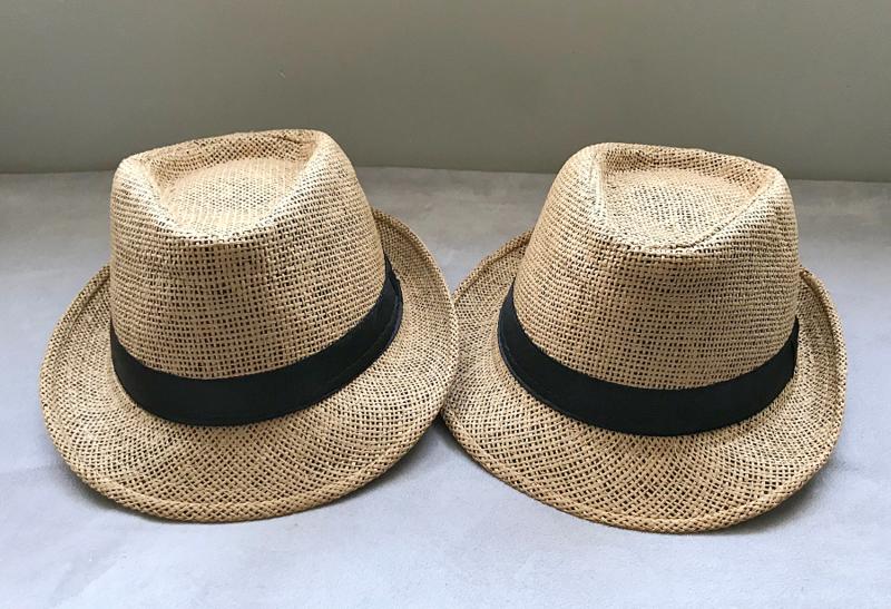 Sombrero estilo Panamá (Set de 50-100 unidades)