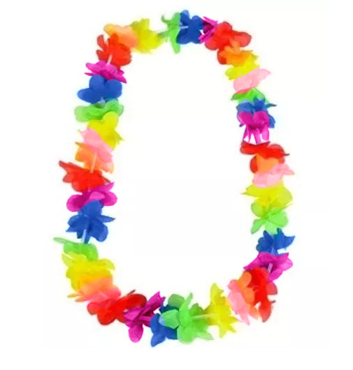 Collares Hawaianos Alea (Set de 24-48-96 unidades)