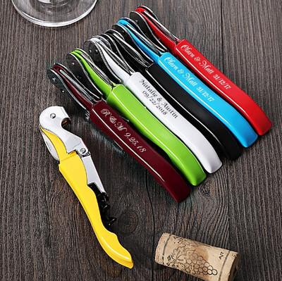 Sacacorchos-Destapador Colores (Set de 50-100 unidades)