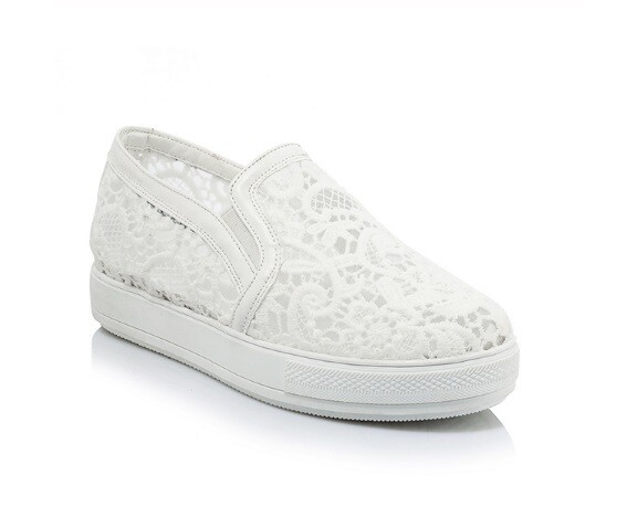 Slip On / Tennis de Boda Pomila (No. 21-26.5)