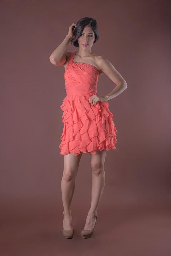 Vestido de Dama Adela