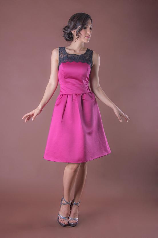 Vestido de Dama Adolina