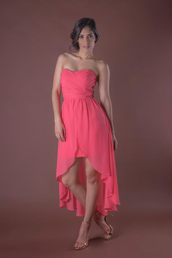 Vestido de Dama Aerima