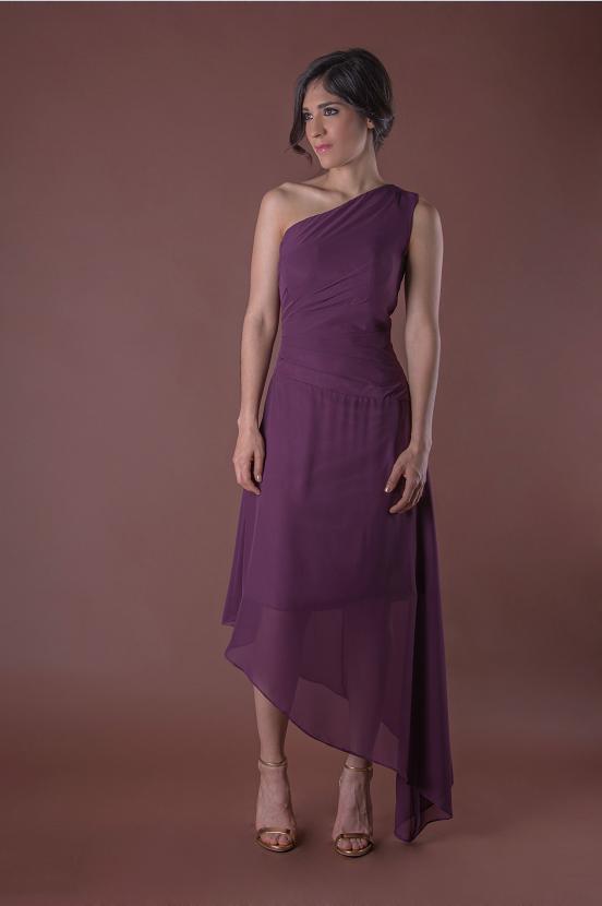 Vestido de Dama Agustina