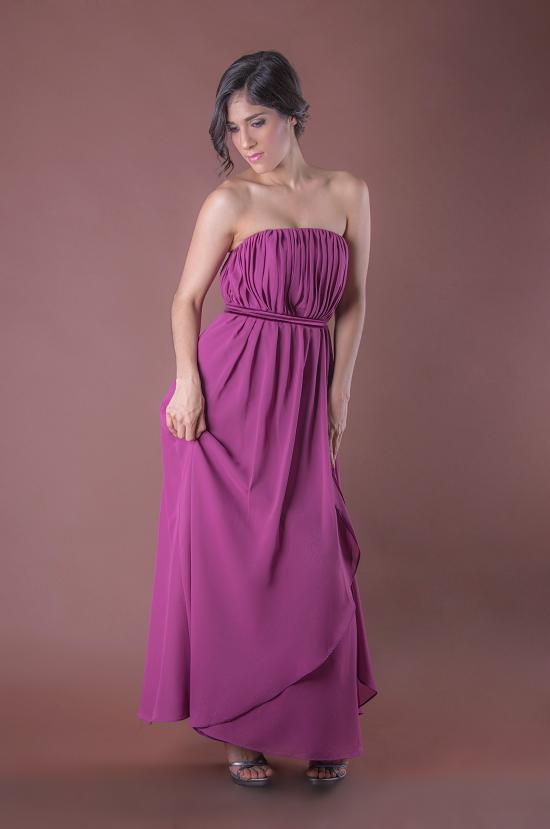 Vestido de Dama Agatha