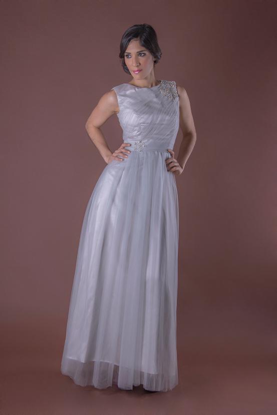 Vestido de Dama Ahaba