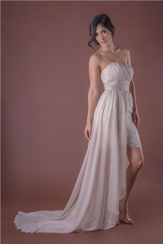 Vestido de Dama Ahina