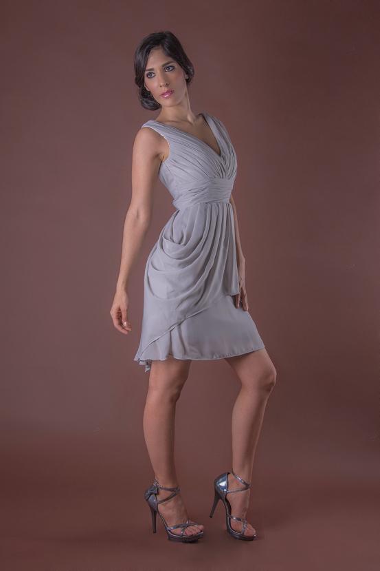 Vestido de Dama Aimala