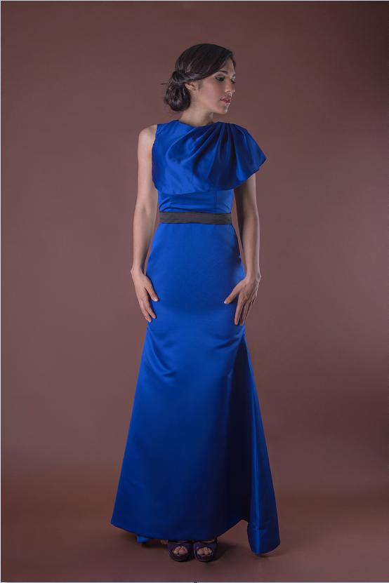 Vestido de Dama Avudena