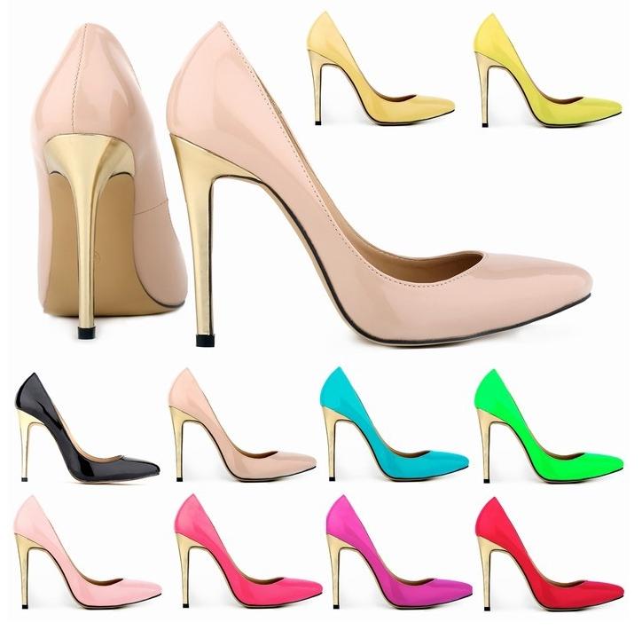 Zapatos de Dama Bacelia