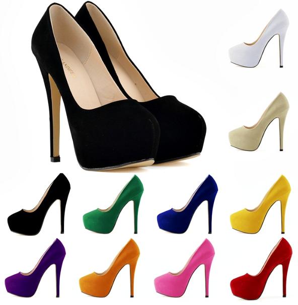 Zapatos de Dama Cabalia