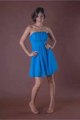 Vestido de Dama Arkansas