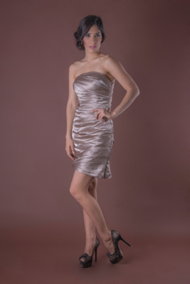 Vestido de Dama Airoba