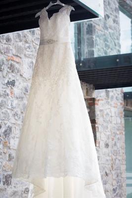 Vestido de Novia Usado Ceremonia / Talla 6