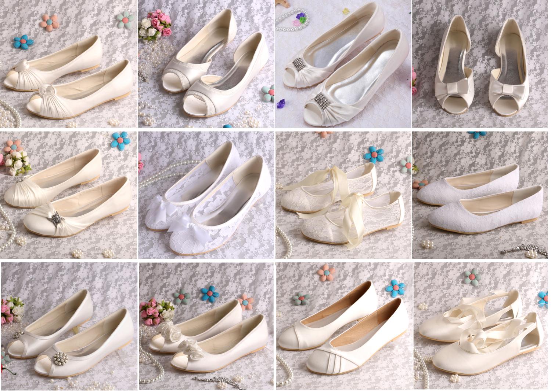 Zapatos Flats (21 Colores)