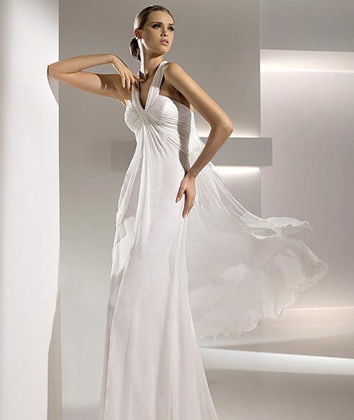 Vestido de Novia Usado Pronovias / Talla 10