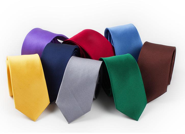 Corbatas Trebet 6-8cm (33 colores)