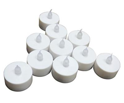 Set de Velas Eléctricas (24-48-96 unidades)
