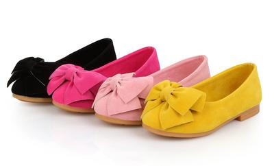 Zapatos para Paje Gabera (Rosa, Magenta, Amarillo y Negro)