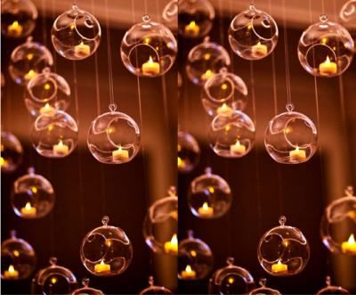Burbujas-Burbuluz Colgantes de Vidrio / Set de 20-30-50 unidades