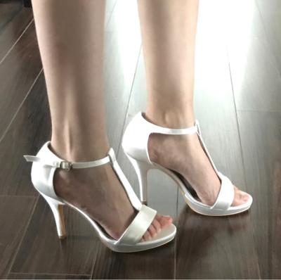 Zapatos Marigol Marfil No. 24