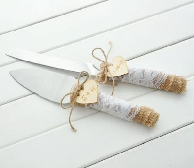 Cuchillos para Pastel Personalizados Fiaduma